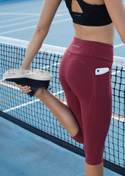 Bella Dual Pocket 3/4 Tight