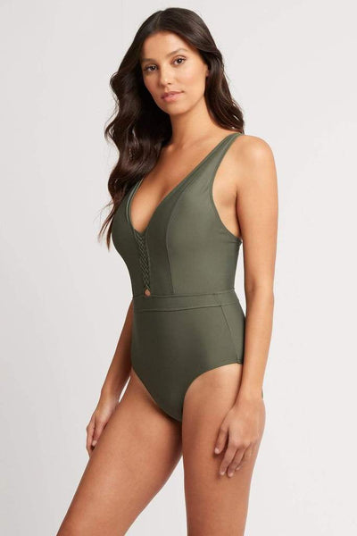 Bella Plunge Mulitfit One Piece