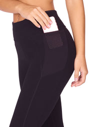 Carrera Dual Pocket 7/8 Tight - Black