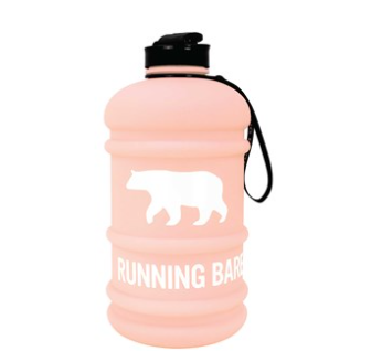 H2O Bear Bottle - Peach Melba