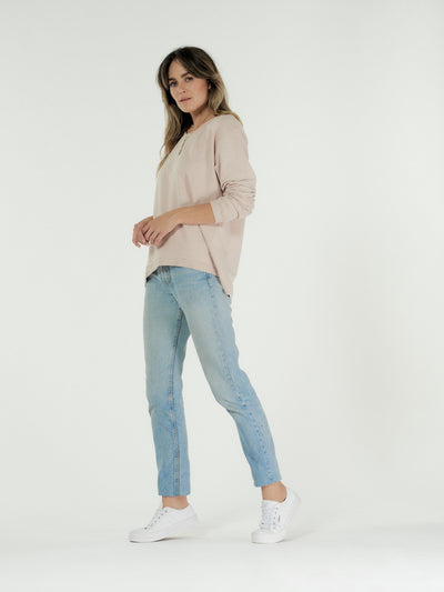Clé Lucy Sweater - Blush