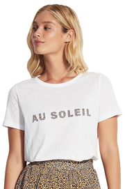 Seafolly Spirit Animal Au Soleil Tee