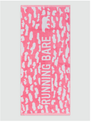 Jungle Gym Towel - Pink