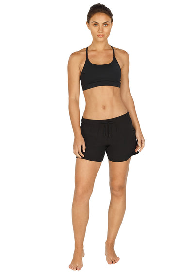 Momentum High Performance Short with Internal Short Tight