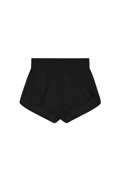 Seafolly Girls Summer Essentials Boardshorts - Black