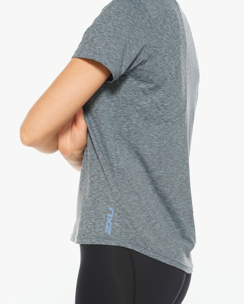 XCTRL Short Sleeve Tee - Swift Blue