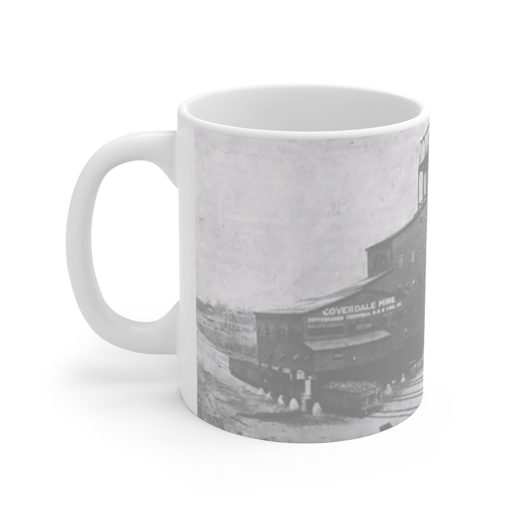 Coverdale Mine Mug 11oz