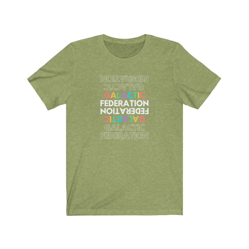 Galactic Federation Rainbow T-Shirt