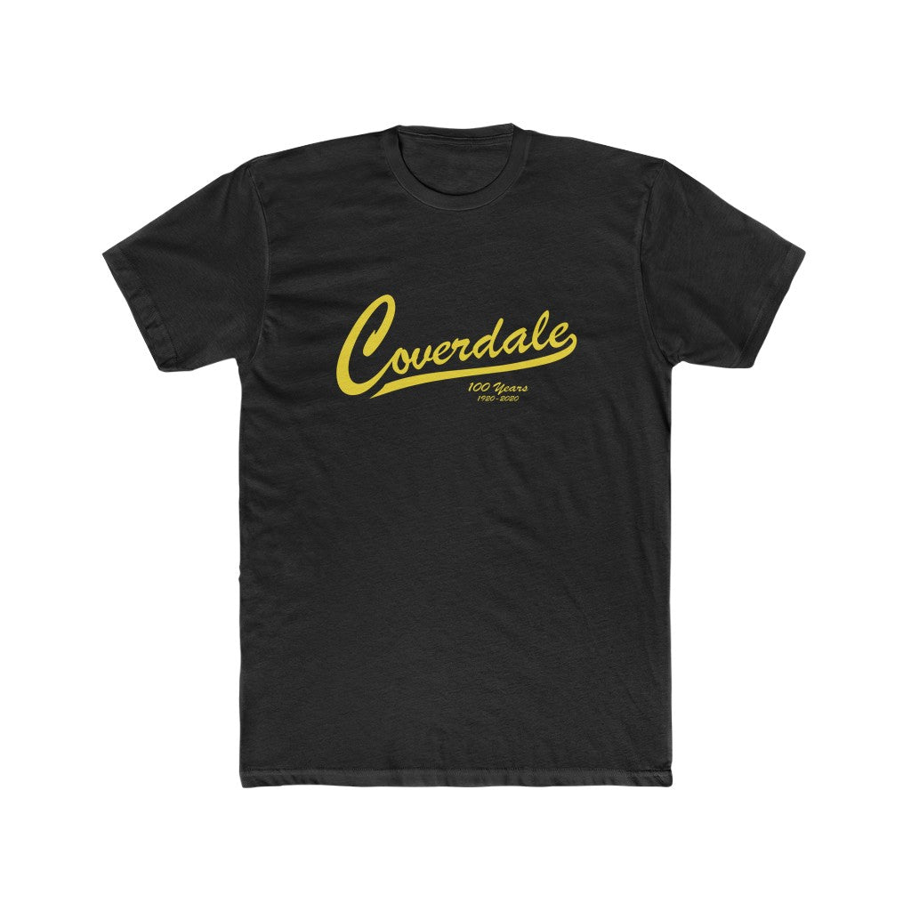 Coverdale Black & Gold Tee