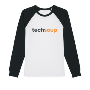 TechSoup Baseball Shirt