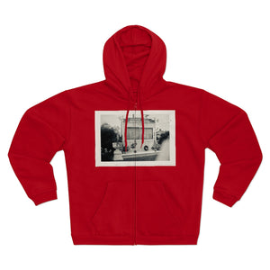 Coverdale Honor Roll Zip Hoodie