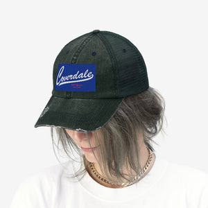 Coverdale PA Blue Label Trucker Hat