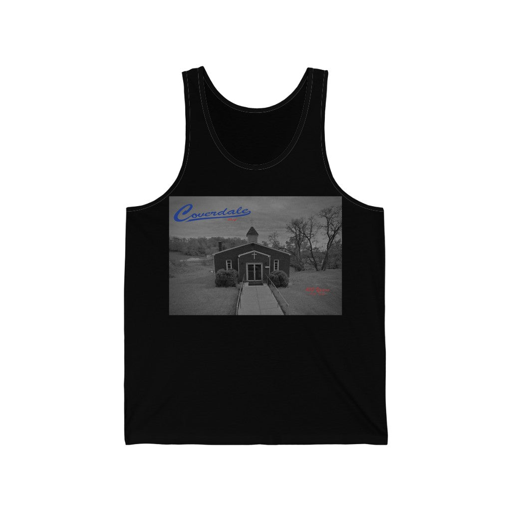 Coverdale Bethel Baptist Church Jersey Tank