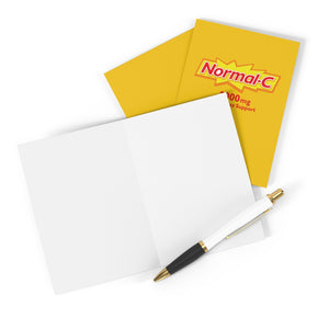 Normal-C Greeting Cards (8 pcs)