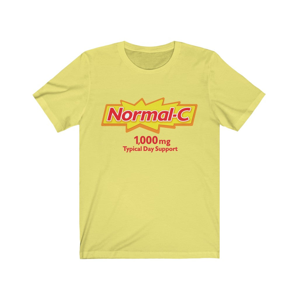 Normal-C Cotton Tee (unisex) 10% goes to COVID19 Artists Hardship Charities