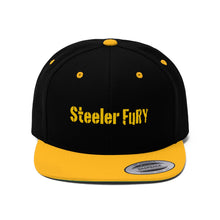 Load image into Gallery viewer, SteelerFury Flat Bill Hat