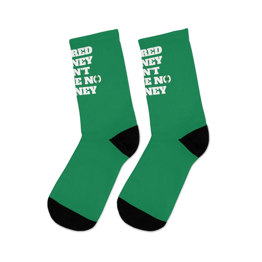BTF Scared Money Socks