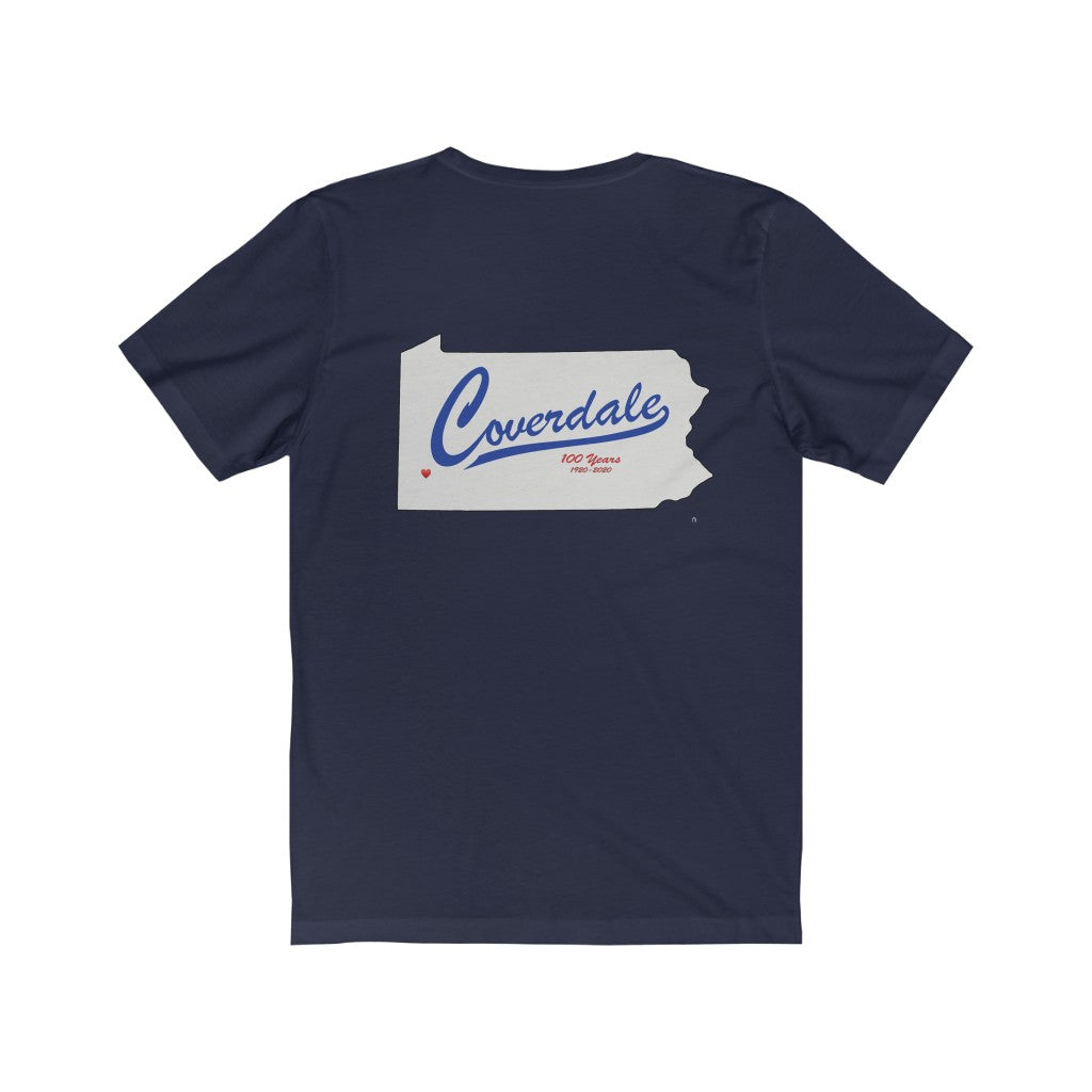 Coverdale Bungalow (w Coverdale PA logo on back) Tee