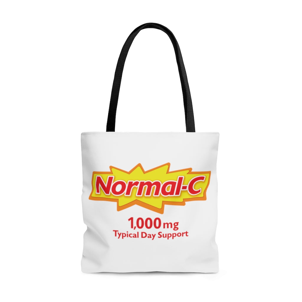 Normal-C Tote Bag