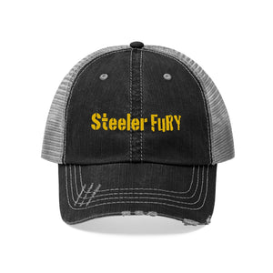 SteelerFury Unisex Trucker Hat