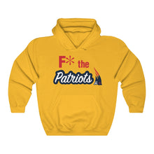 Load image into Gallery viewer, F* the Pats Unisex Heavy Blend™ Hoodie