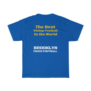 WTFisBTF Brooklyn Football Heavy Cotton Tee