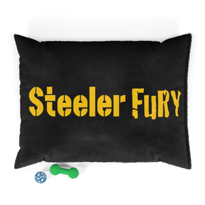 SteelerFury Pet Bed