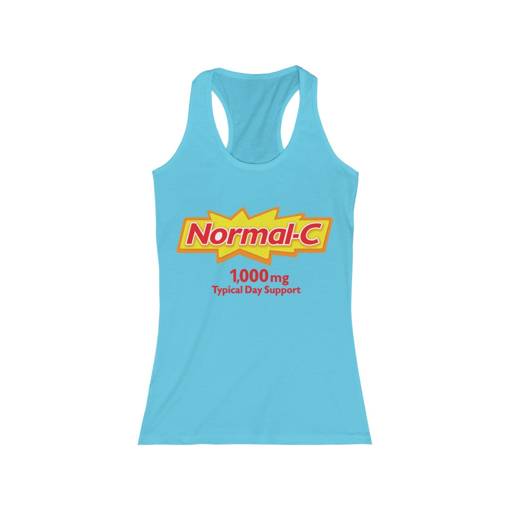 Normal-C Women's Racerback Tank