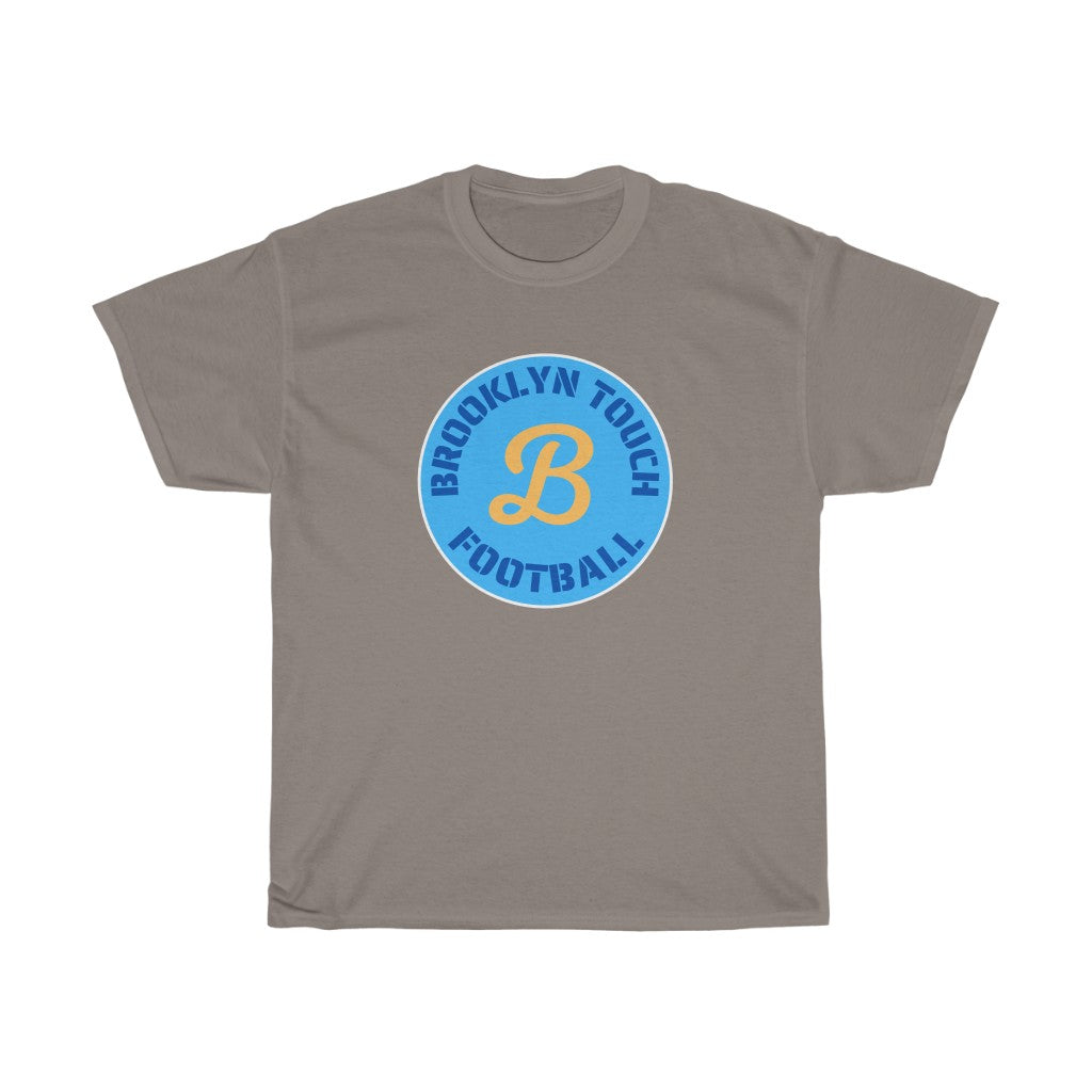 BTF Logo Brooklyn Football Heavy Cotton Tee