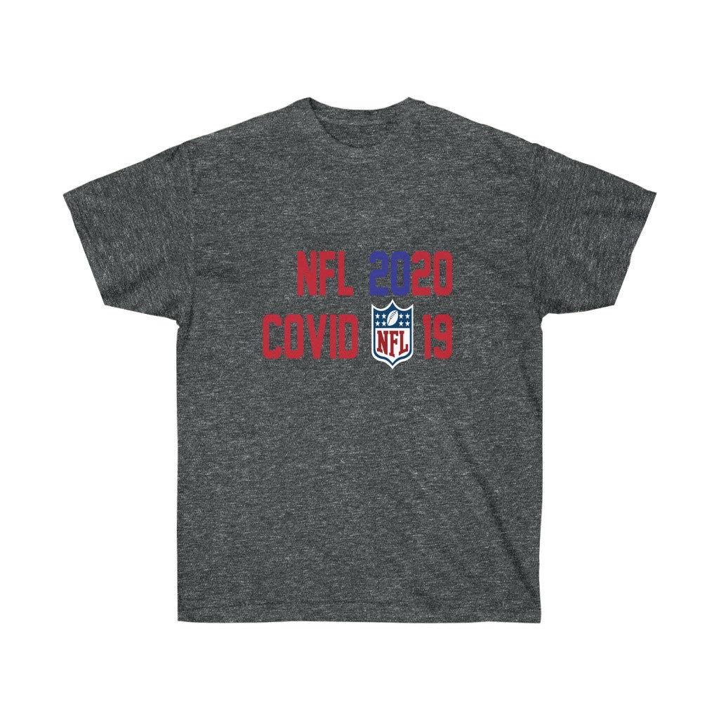 NFL Beats COVID Unisex Ultra Cotton Tee