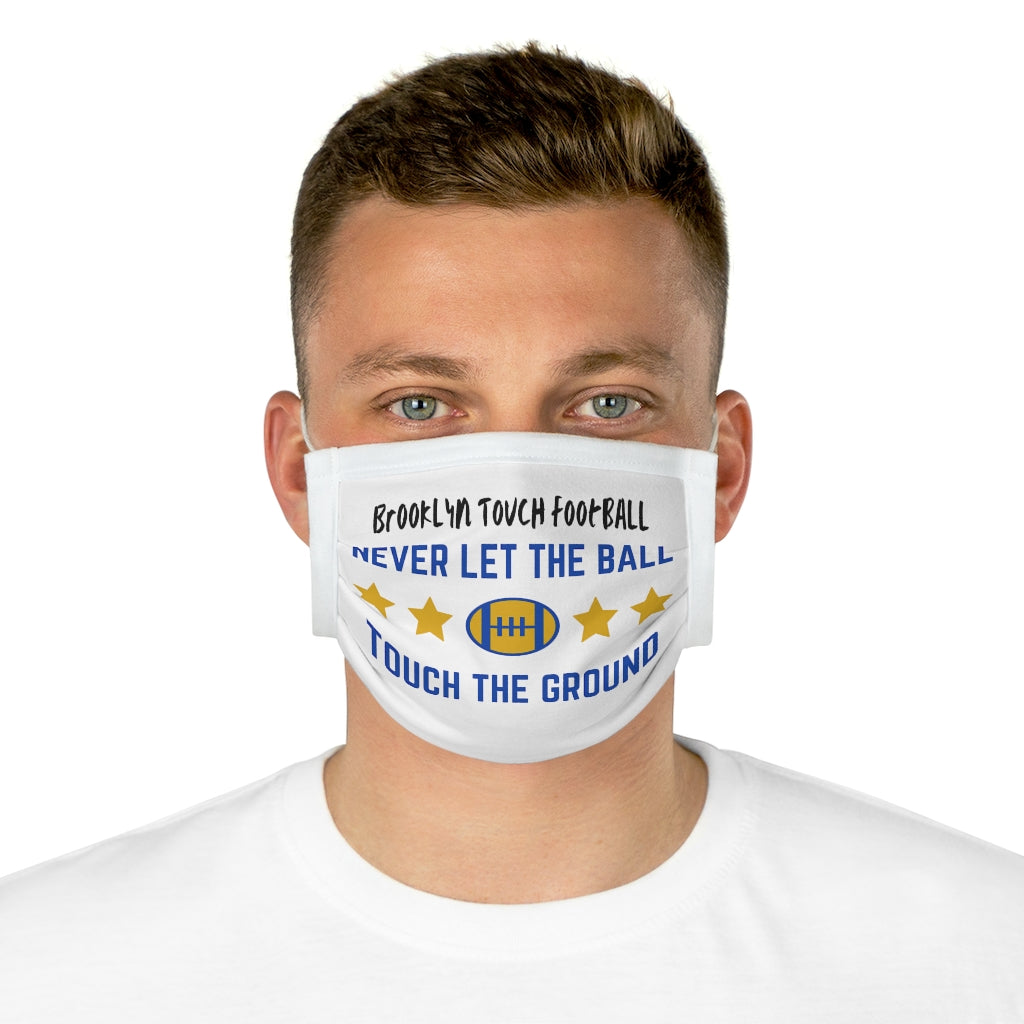 Brooklyn Football Cotton Face Mask (EU)