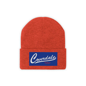 Coverdale Knit Beanie Hunter Orange