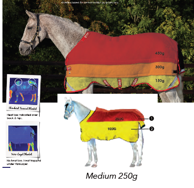 Vari-Layer Horseware Blanket