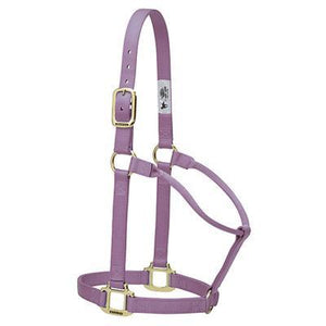 Weaver Adjustable Lavender Halter