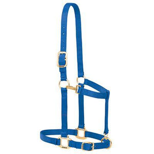 Weaver Adjustable Blue Halter