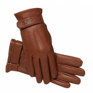 SSG Deerskin Carriage/Trail/Roper Unlined Glove