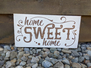Equine Sign and Design Home Sweet Home