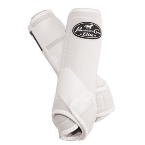 Professional's Choice Elite Sport Medicine Boot Fronts White