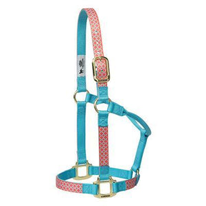 Weaver Quatrefoil Non-Adjustable Halter