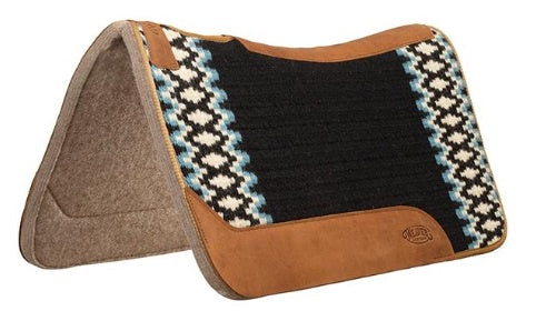 Weaver Contoured New Zealand Wool Felt Saddle Pads