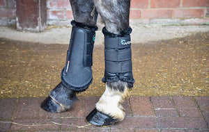 Arma Fleece Lined Brushing Boots