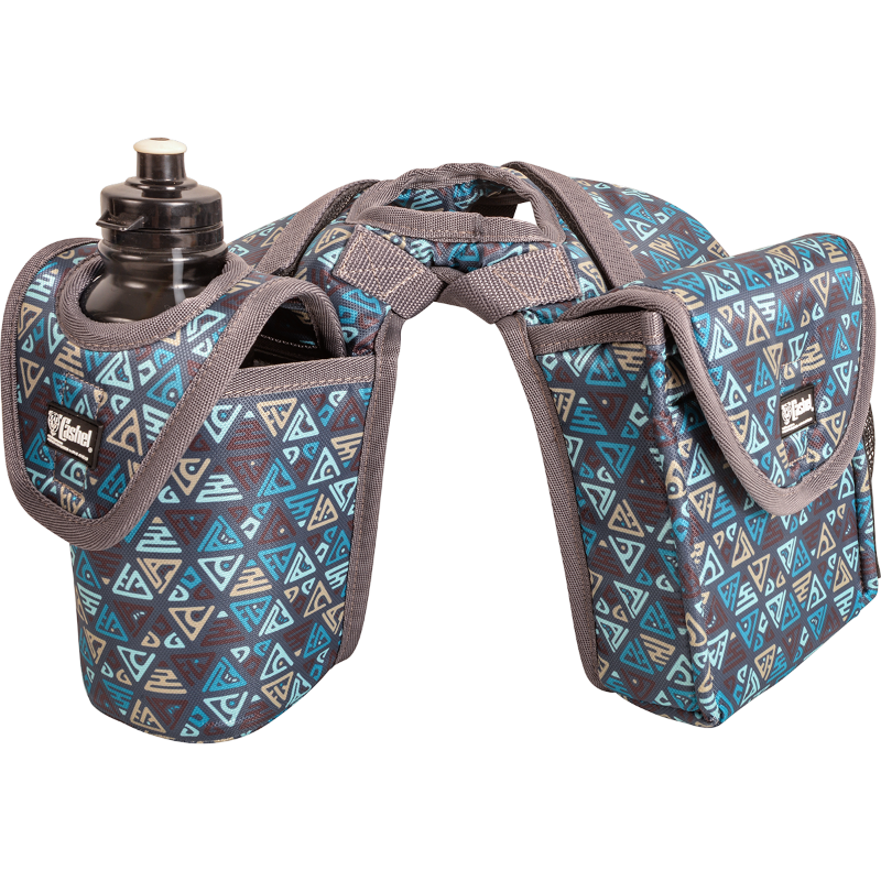 Cashel Lunch Bag and Bottle Holder Saddle Bag