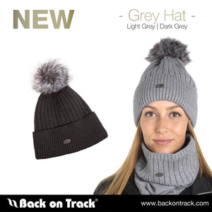 Back on Track Grey Hat