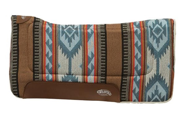 Weaver Contoured Herculon Saddle Pads