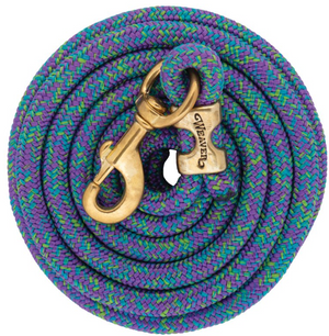 Weaver Mosaic Patterned Poly Lead Ropes