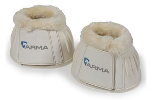 Arma Fleece Lined Rubber Bell Boot