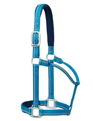 Weaver Reflective Padded Non-Adjustable Halter