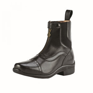Ovation Ladies Vionix Zip Paddock Boot