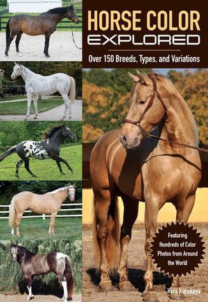 Horse Color Explained by Vera Kurskaya