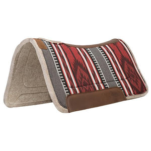 Weaver Working Contoured Felt  Western Saddle Pad